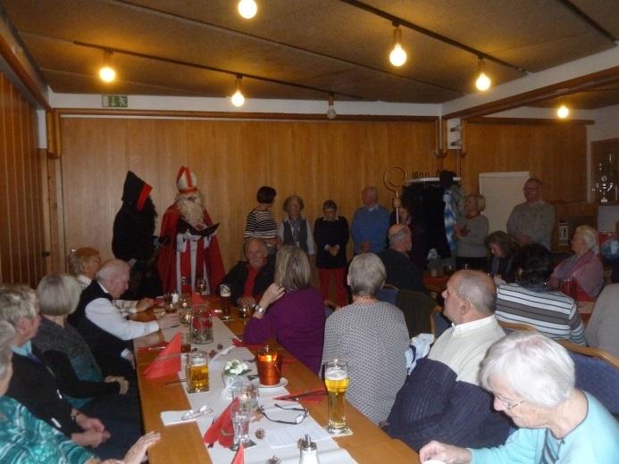 Weihnachtsfeier Begrüßung.Weihnachtsfeier 2015 Schwäbischer Albverein Ortsgruppe